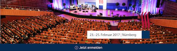 CAI beim Kongress christlicher Führungskräfte in Nürnberg