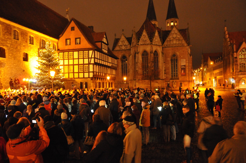 Großes Mitmachkonzert in Braunschweig mit CAI-Beteiligung