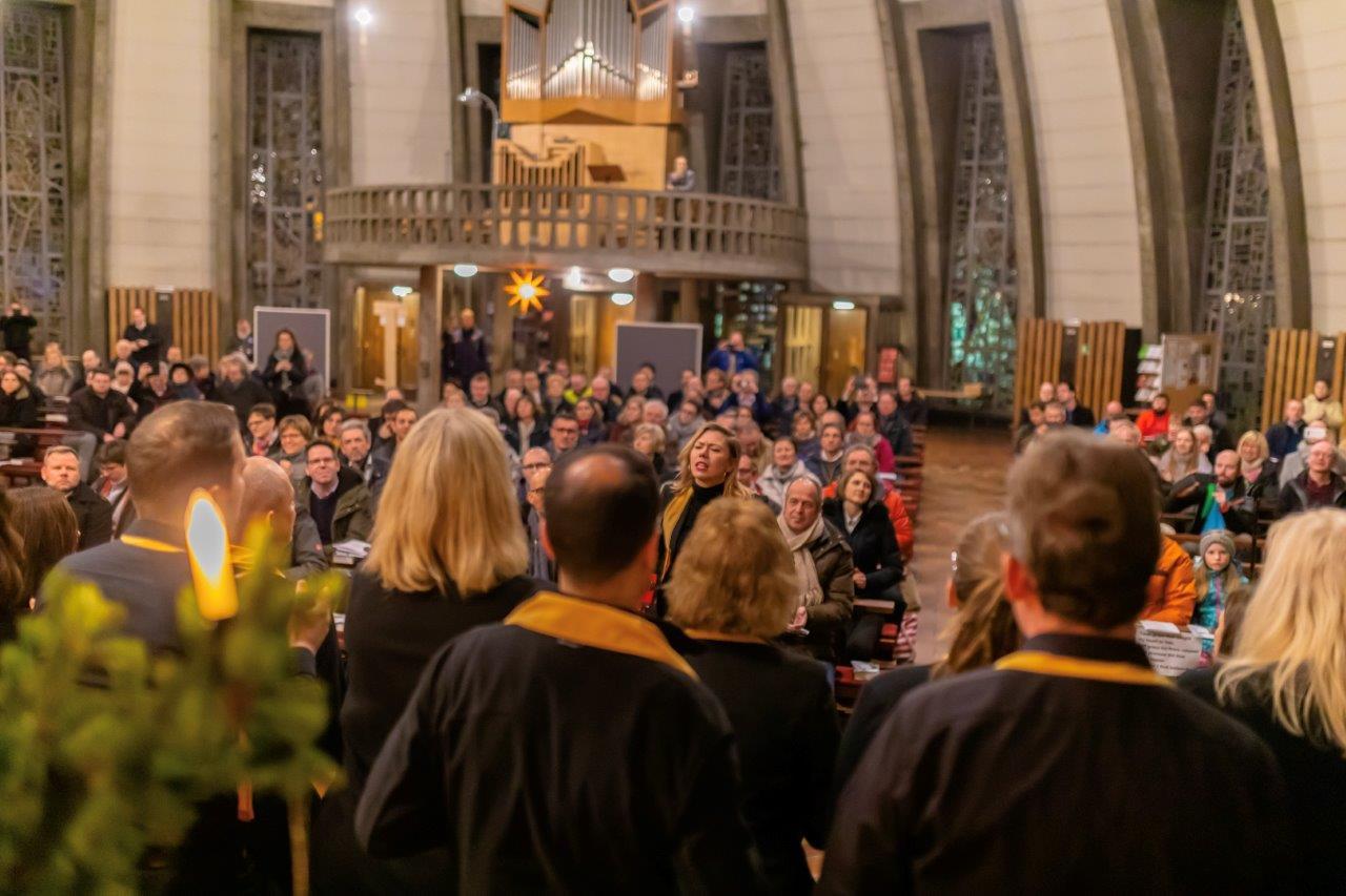 """Premiere inSüddeutschland: """"Christen in der Automobilindustrie"""" feiern ersten ökumenischen Gottesdienst in Ingolstadt"""