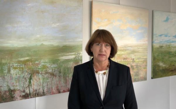VDA-Präsidentin Müller