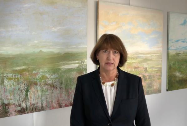 VDA-Präsidentin Hildegard Müller